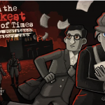 Through the Darkest of Times wins Best Serious Game 2020