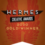 Launchfire Wins Gold at 2020 Hermes Creative Awards