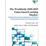 Free Webinar on the 2020-2025 Global Serious Game Market on May 20th