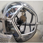This virtual reality motion simulator could be used to train military pilots — see how to works