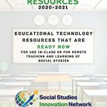 Social Studies Innovation Network Releases Collection of Remote-Learning Resources