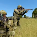 Army Swaps Guns For Controllers