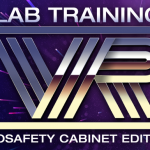 Free LabTrainingVR Instruction from CDC: Setting Up a BioSafety Cabinet