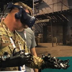 Virtual Reality At Scott AFB Brings New Dimension to Suicide Prevention Training