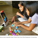 Northwestern University's School of Education and Social Policy Facilitates Donation of Learning Games
