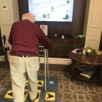 Video Games Can Improve Balance and Reduce the Risk of Falls