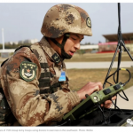 China's Military Steps Up Drone Training in Mountainous Border Areas