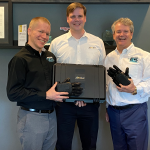 VRgluv Delivers First Set of Haptic Gloves to Engineering & Computer Simulations in Support of the U.S. Army