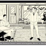 Tesseract Center Wins International Award for Civil Rights History Game